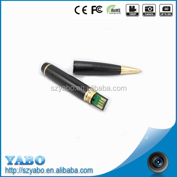 2017 Hot Selling!!! Factory Price Spy Pen Camera Full Hd 1080p Spy ...
