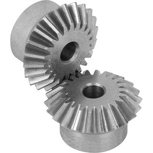 High Quality Custom Service cnc stainless steel bevel gear turning parts for Agricultural Machinery