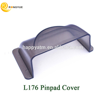 atm parts SHIELD PIN PAD CURVED L176 atm cover atm machine components