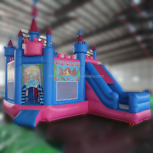 used jumping castles for sale, sports type jumping castle with slide