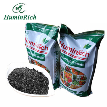 """HuminRich Huplus""Increase Caution Exchange Capacity Of Soil Humate Organic Fertilizer Buyers"