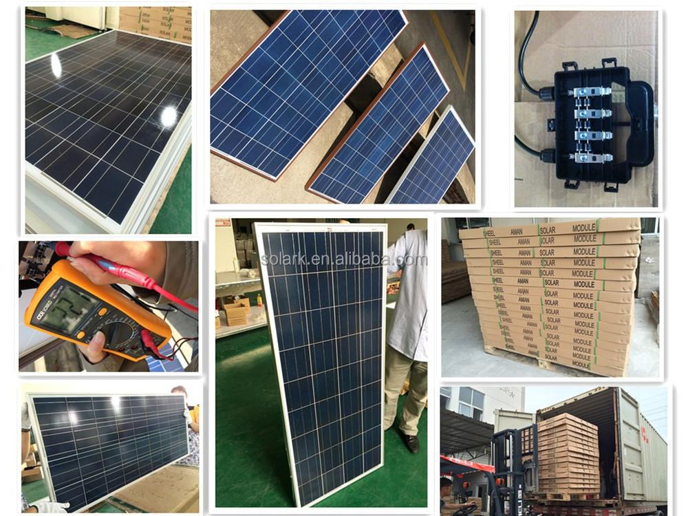 150w Pv Solar Panel Price Polycrystalline/solar Panel ...