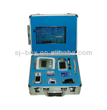Aluminum Instrument Case With Foam Padding For Medical Device - Buy  Aluminum Instrument Case With Foam Padding,Aluminum Case,Medical Equipment  Case