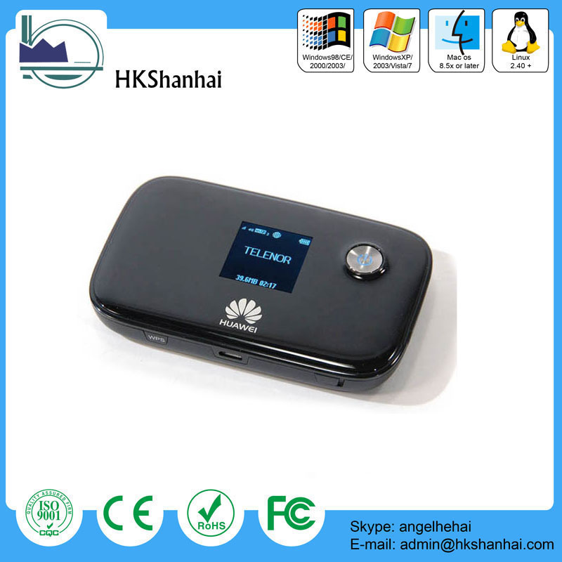 Hot sale unlock 150Mbps huawei e5776 4g lte cat4 mobile wifi router
