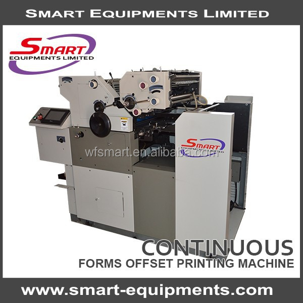 used computer form printing machine