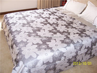 High Quality Customized King Bed 5 Star Hotel Used Hotel Bedspreads