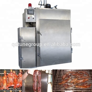 Smoked furnace for bean product / high quality smokehouse for meat