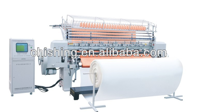 CS94 Top sale Chishing textile quilting machine