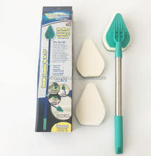 As seen on tv 3 in 1 Triangle Microfiber Sponge Magic Tile Mop Clean Reach