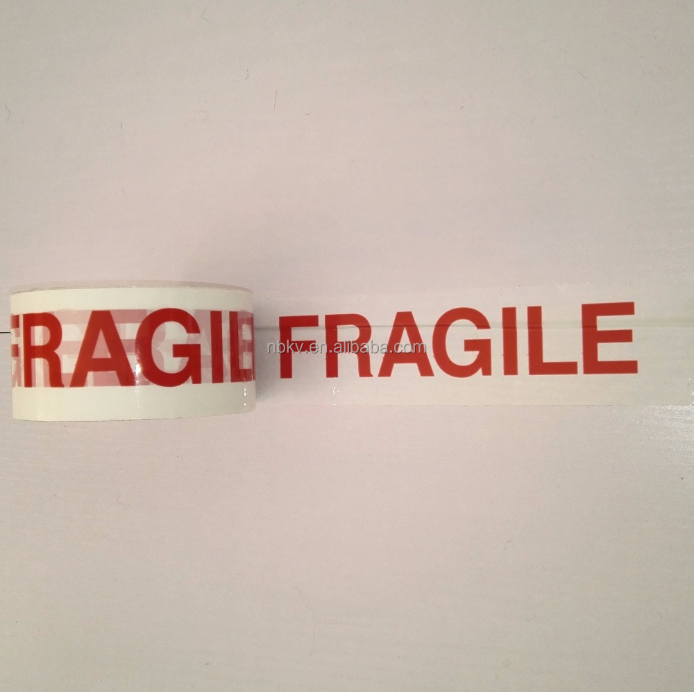 "Fragile Marking Tape Moving Box Shipping Packing Packaging 2"" 110 yd"