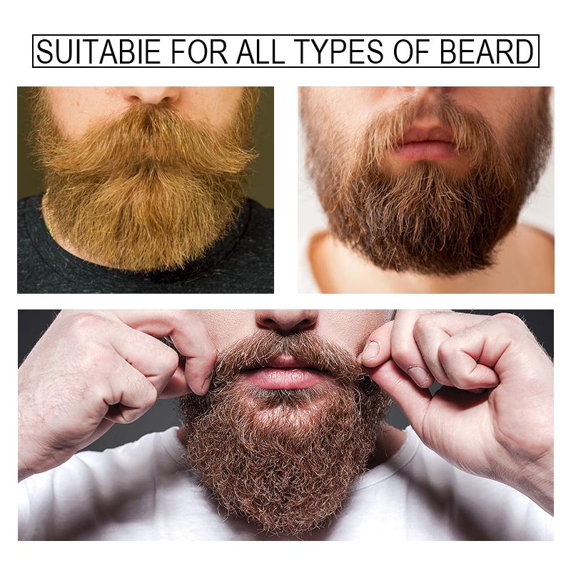 Barba balsamo per le labbra private label organico mens cura barba olio barba grooming kit