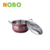 8PCs American Style Soup Cooking Pot, stainless steel stock pot