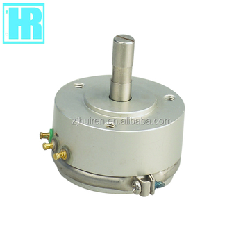 345 degree precision rotary alps potentiometer WDD35D4