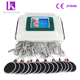 3 in1 Infrared Pressotherapy EMS slimming machine electronic muscle stimulator