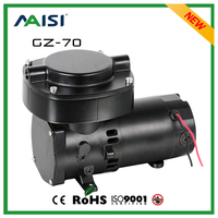 Factory Compressor Dc 24v Micro Aspirator Vacuum Pump Mini Air ...