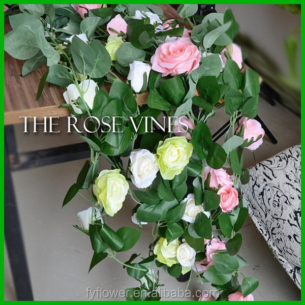 Top level professional artificial morning glory ivy vines