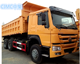 SinoTruk Howo 8*4 Sand Tipper Truck With Diesel Engine