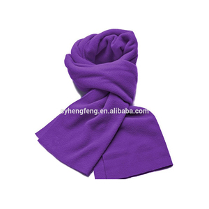 China scarf double side colorful premium best deals on winter polar fleece scarf and shawl, bulk wholesale scarves
