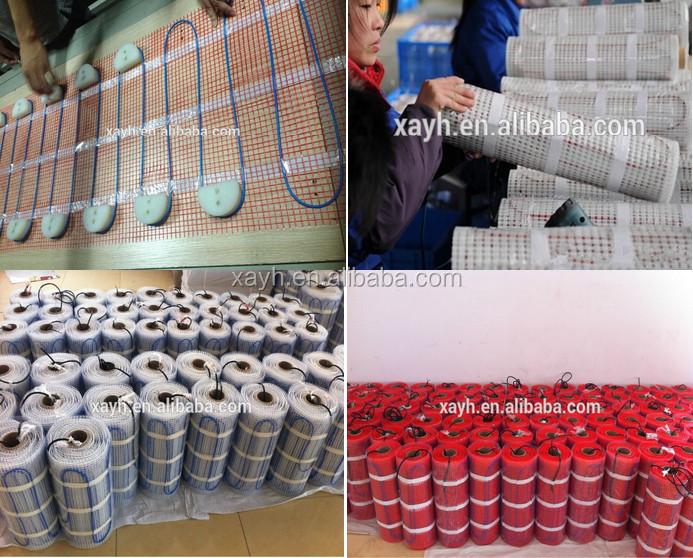 Elektrische Verwarming Slaapkamer : Galaxy enkele twin core indoor elektrische verwarming kabel