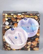 Bubbling Foot Massager