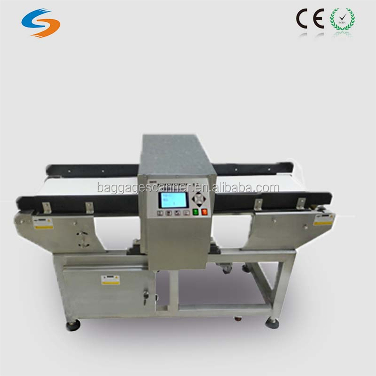 Needle detector for clothes processing industry XR-980 metal detector can detect all metal