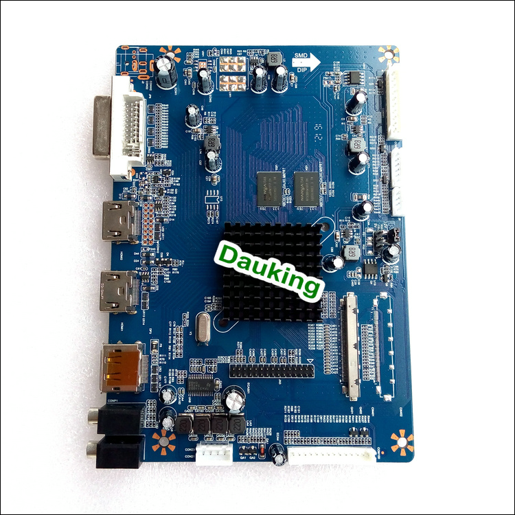 3840*2160 Led Lcd Controller Board,4k Tft Lcd Monitor Ad Board ...