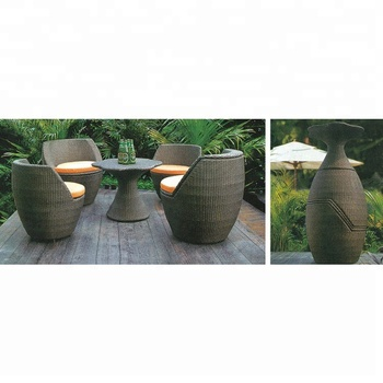Garden Rattan Patio Furniture