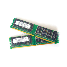 Ett chip 64mb*8 memoria ram schede vga ddr1 1gb per desktop