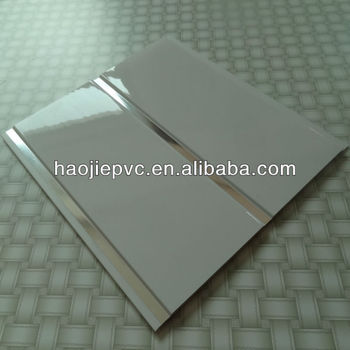 Waterproof Bathroom Plastic Wall Siding Panel Interior