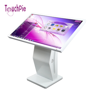 Magic digital kiosk stand touch screen kiosk 32 for clothes store