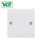 Manufacturers BS wall switch cover electrical outlet cover blank plate VGT