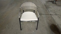 high quality round rattan chair