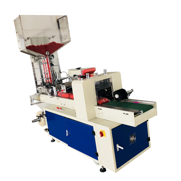 newly designed paper straw machine packing auto counting machine manufacturer