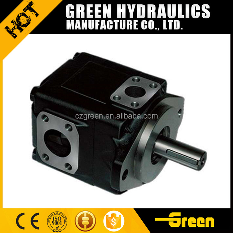 T6C-006-1R00 fluid tech rotary vane pump manufacture