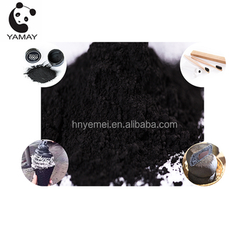 Food Grade Activated Charcoal /Carbon Black Powder Activated Carbon For Cosmetics