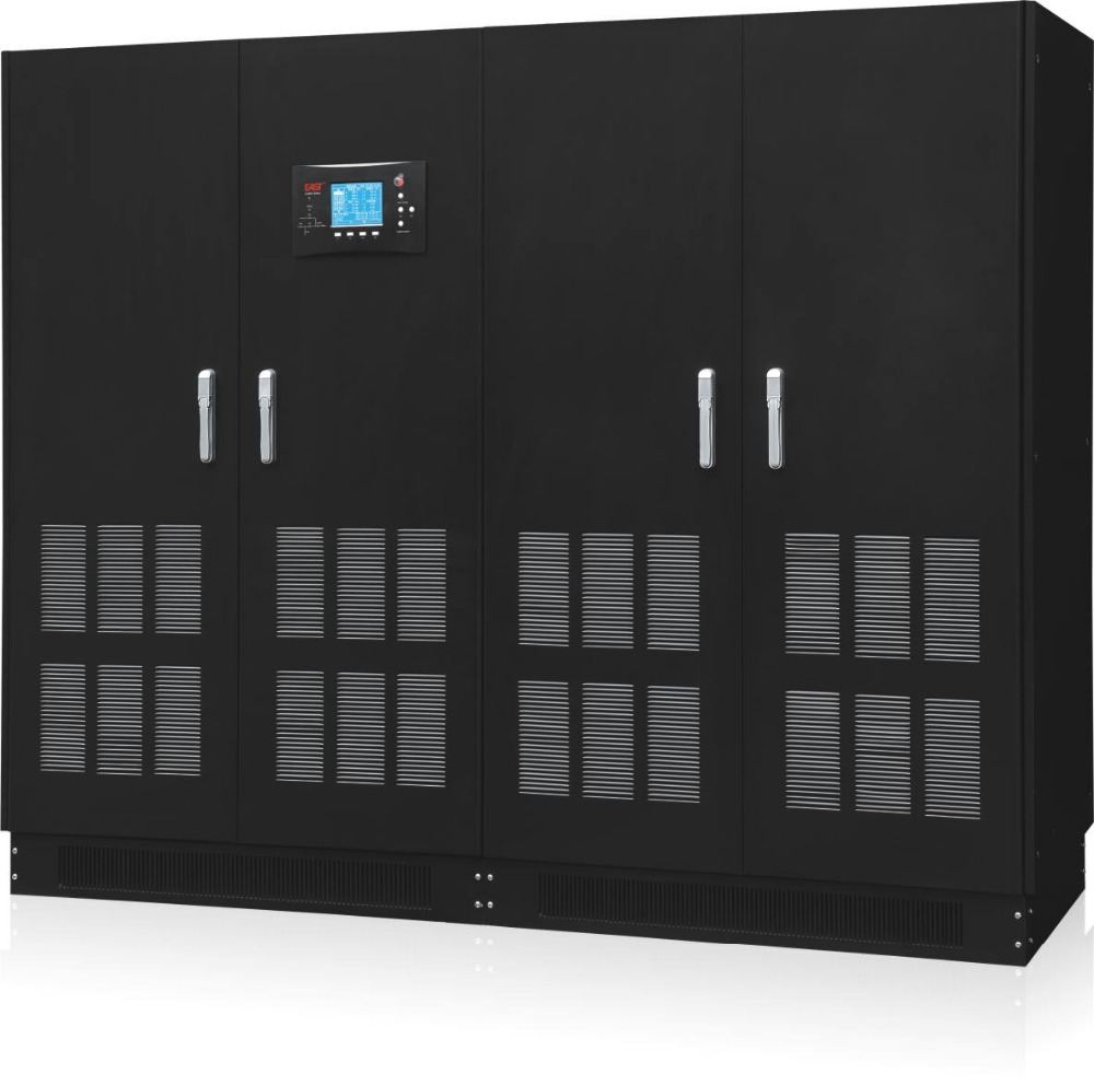 Double conversion online ups 160~600KVA, PF 0.9, with DSP control