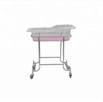 Te Koop Babybedje.Hot Koop Beweegbare Rvs Ziekenhuis Babybedje Buy Ziekenhuis