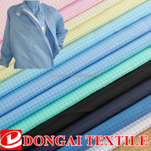 Grid Anti-static fabric/Antistatic fabric/Esd fabric