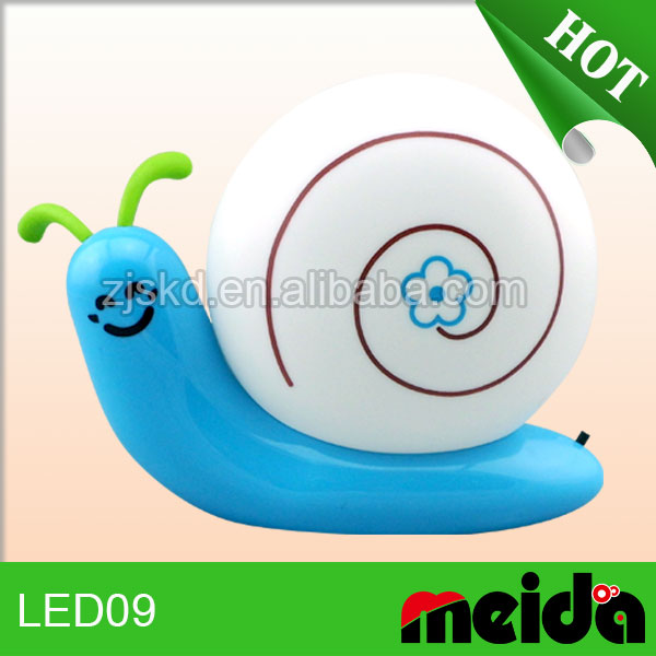 snail led night light for baby room lovely children night light