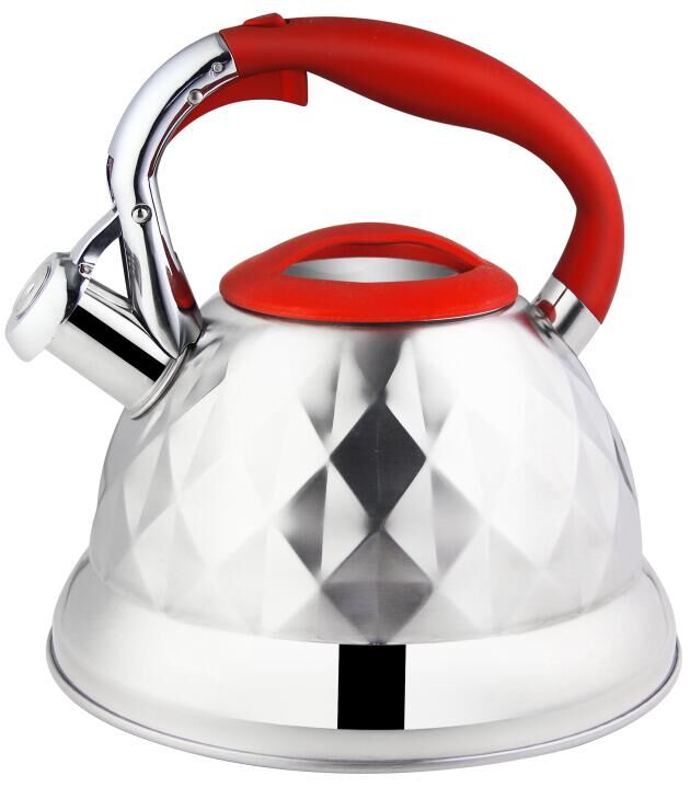 Good Quality Stainless Steel Whistling Water Tea Kettles for Stove Top and Induction Cooker