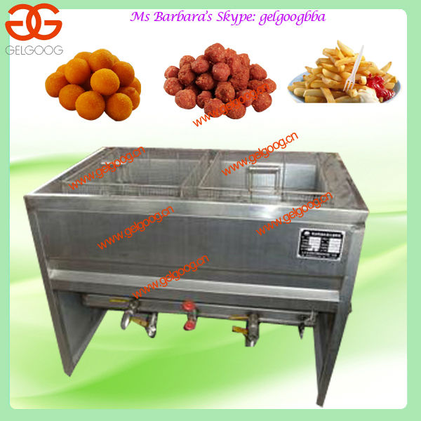 Snacks Frying Machine|Electric Fryer Machine|Food Frying Machine for Fast Food Restaurant
