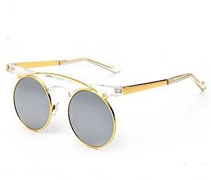 ZWC Retro boom new sunglasses glasses fashion sunglasses in sunglasses Sun glasses