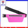 Hot Selling Gym Waist Bag Waterproof pouch for iPhone, Running Belt with Pouch Fits All Smartphones Runner Waist Pack