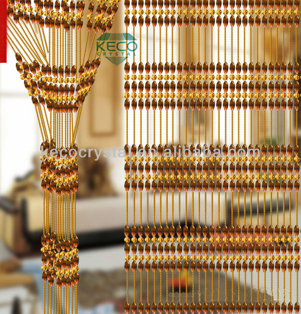 New Design Of Crystal Bead Curtain For Room Decoration