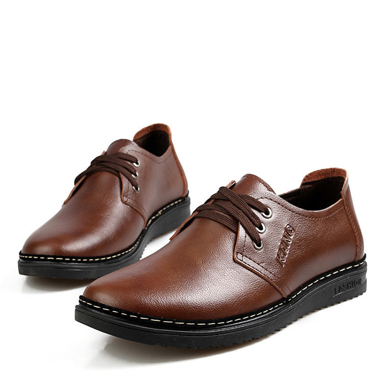 England Men Oxford Shoes Brown Dress Mens Shoes Genuine Leather Italian Office Shoes Sapatos Social Masculino