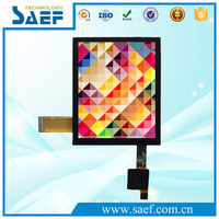 lcd manufacturer 31 pins MPU interface with capacitive touch screen 2.4 inch qvga 240x320 tft lcd ili9341
