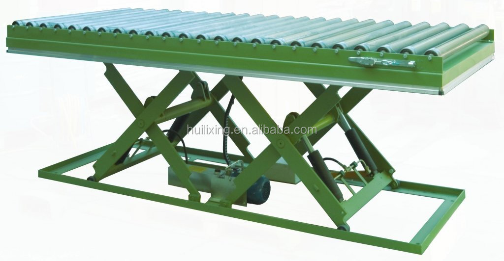 Flexible Roller Scissor Lifts From China Buy Hydraulic