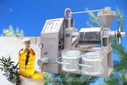 High Capacity sun flower seed oil press machine
