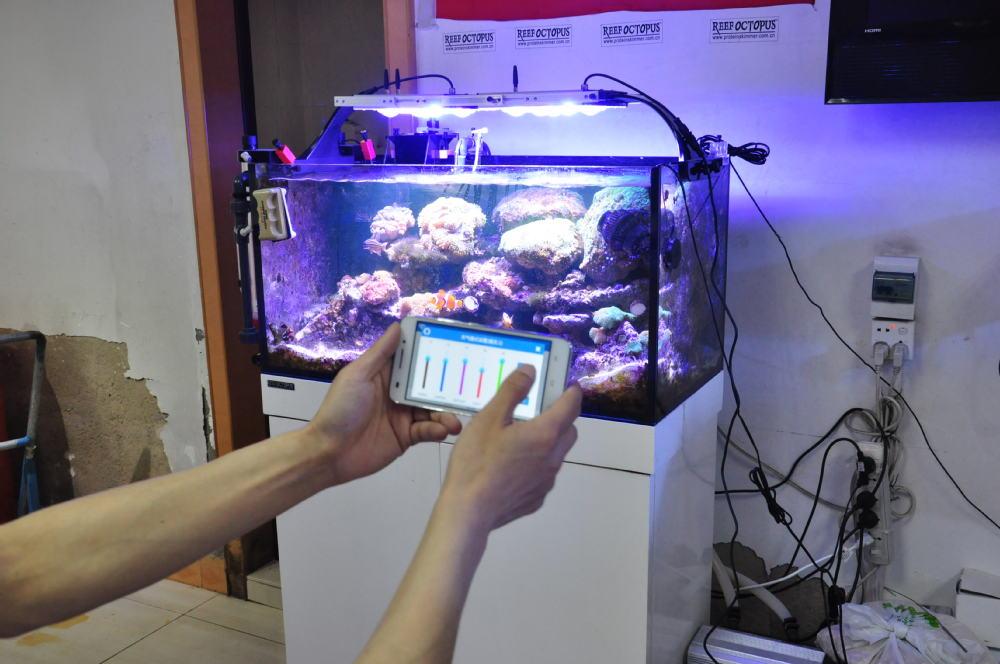 Ctlite Best Sell Intelligent Marine Aquarium Led Lighting