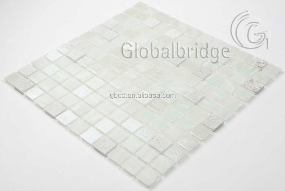antique backsplash glass accent tile